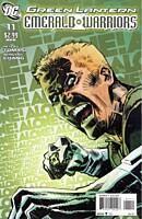 EN - Green Lantern: Emerald Warriors (2010) #11A