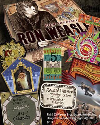 Harry Potter - Artefact Box - Ron Weasley (NN7432)