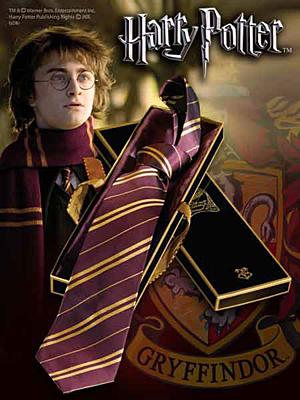 Harry Potter - Kravata Nebelvír (NN7634)