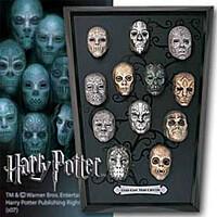 Harry Potter - Kolekce masek smrtijedů (NN7396)