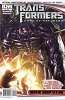 EN - Transformers: Dark of the Moon Movie Adaptation (2011) #2