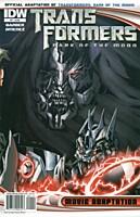 EN - Transformers: Dark of the Moon Movie Adaptation (2011) #4