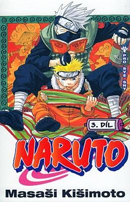Naruto 03: Pro své sny