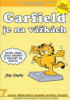 Garfield 07: Garfield je na vážkách
