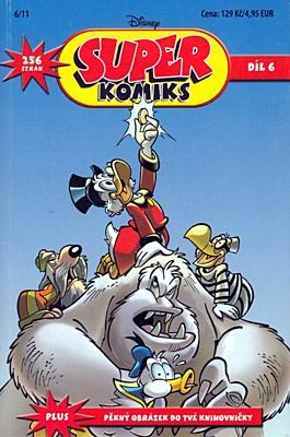 SUPER Komiks 2011/06