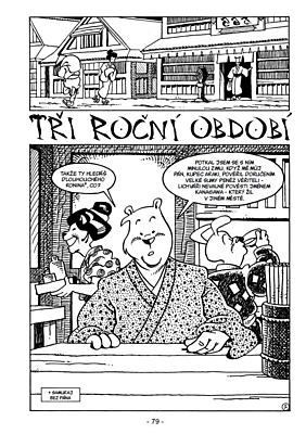 Usagi Yojimbo 16: Bezměsíčná noc