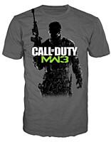 Call of Duty: Modern Warfare 3 - Tričko Gunner Grey