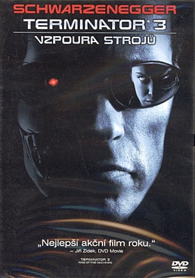DVD - Terminator 3: Vzpoura strojů