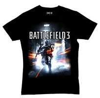 Battlefield 3 - Tričko Coop
