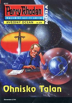 Perry Rhodan - Hvězdný oceán 079: Ohnisko Talan