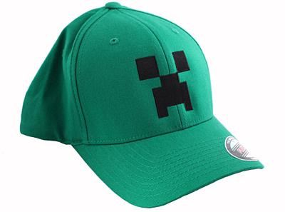 Minecraft - Kšiltovka Creeper