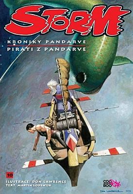 Storm 10: Piráti z Pandarve