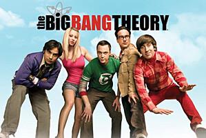 Teorie velkého třesku - plakát - Sky 61 x 91 cm (Big Bang Theory Poster)