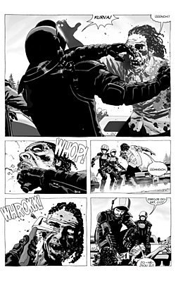 Živí mrtví 05: Nejlepší obrana