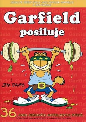 Garfield 36: Garfield posiluje