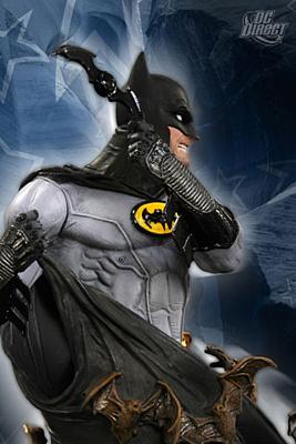 Batman - Heroes of the DC Universe Series 2 Bust 15cm