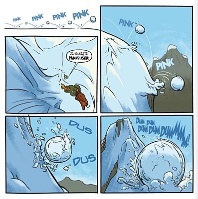 Doba ledová: Ledová dobrodružství