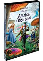 DVD - Alenka v říši divů