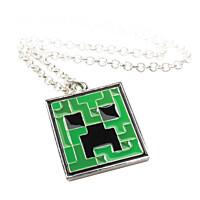 Minecraft - náhrdelník Creeper