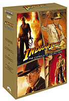 DVD - Indiana Jones - kolekce (4 DVD)