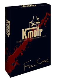 DVD - Kmotr - kolekce (5 DVD)