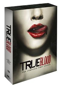 DVD - True Blood - Pravá krev 1. série