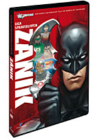 DVD - Liga spravedlivých: Zánik