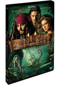 DVD - Piráti z Karibiku 2: Truhla mrtvého muže