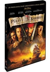 DVD - Piráti z Karibiku 1: Prokletí černé perly