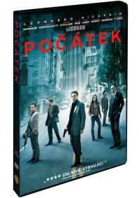 DVD - Počátek