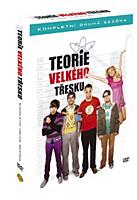 DVD - Teorie velkého třesku - 2. série (4 DVD)