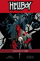 Hellboy 08: Temnota vábí (brožovaná)