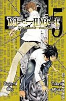 Death Note 05: Zápisník smrti