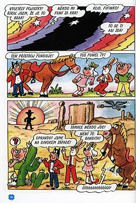 Hvězdné příběhy Čtyřlístku 1993 - 1995