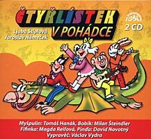 Čtyřlístek v pohádce (2 CD)