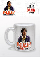 Big Bang Theory - Hrnek Rajesh (MG22006)
