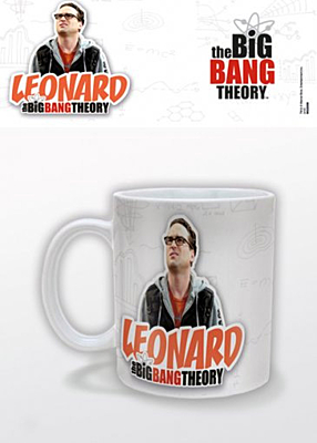 Big Bang Theory - Hrnek Leonard (MG22009)