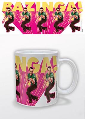 Big Bang Theory - Hrnek Pink (MG22020)