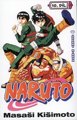 Naruto 10: Úžasný nindža
