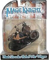 Mage Knight - Rebellion: Black Powder War Wagon