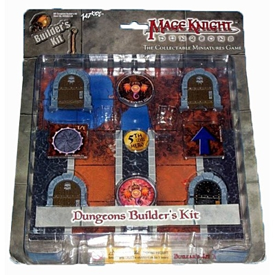 Mage Knight - Dungeon Builder's Kit