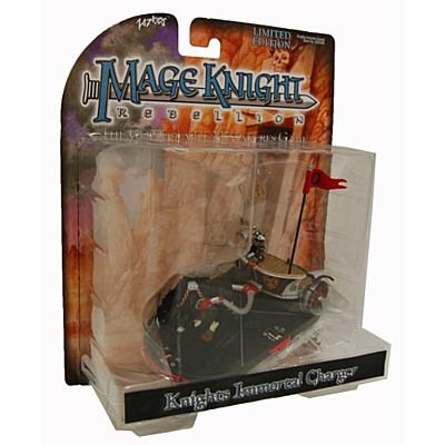 Mage Knight - Rebellion: Knights Immortal Charger