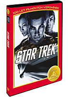 DVD - Star Trek (2009) (edice 100 let Paramountu)