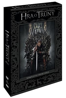 DVD - Hra o trůny 1. série (5 DVD) (VIVA)