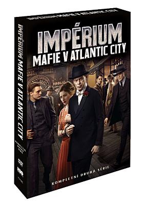 DVD - Impérium - Mafie v Atlantic City 2. série (5 DVD)