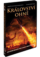 DVD - Království ohně