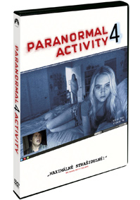 DVD - Paranormal Activity 4