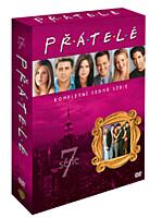 DVD - Přátelé 7. série (4 DVD)