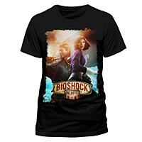 BioShock: Infinite - Tričko Booker a Elizabeth