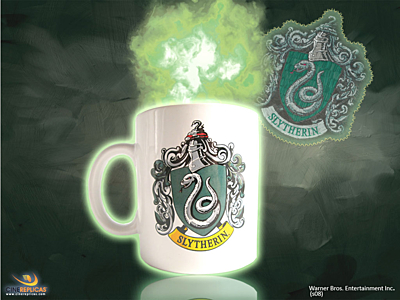 Harry Potter - Hrnek erb Zmijozel